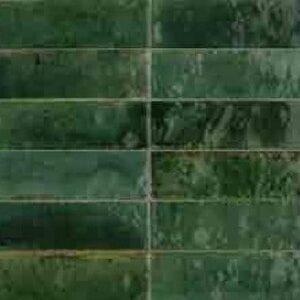 Grønne sildeben fliser